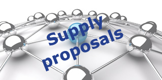 Supply proposals